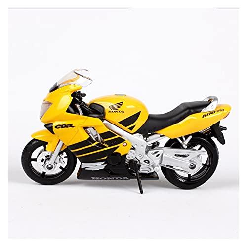 MHDTN El Maquetas Coche Motocross Fantastico Nuevo 1:18 para Honda, Varios Modelos Motocicleta Aleación De Simulación, Colección De Adornos, Regalo, Coche De Juguete Regalos Juegos Mas Vendidos
