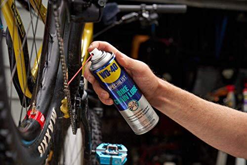 WD-40 Bike Maintenance Bundle, Bike Degreaser and Bike Lubricant, Clean and Lube