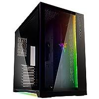 LIANLI O11シリーズ RazerコラボレーションのRAZER CHROMA対応ゲーミングケース O11 DYNAMIC Designed by RAZER 日本正規代理店品 ブラック