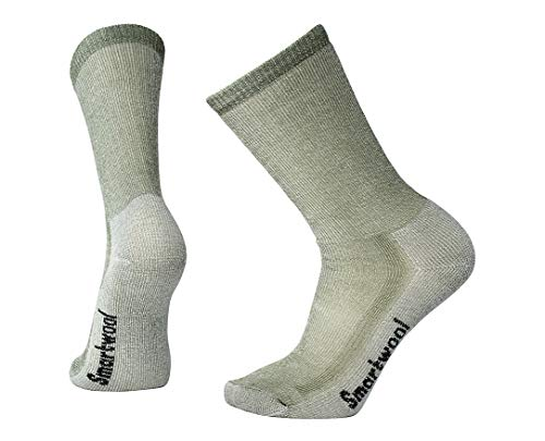 Smartwool Hike Medium Crew Socks Homme, Sage, FR : L (Taille Fabricant : L)