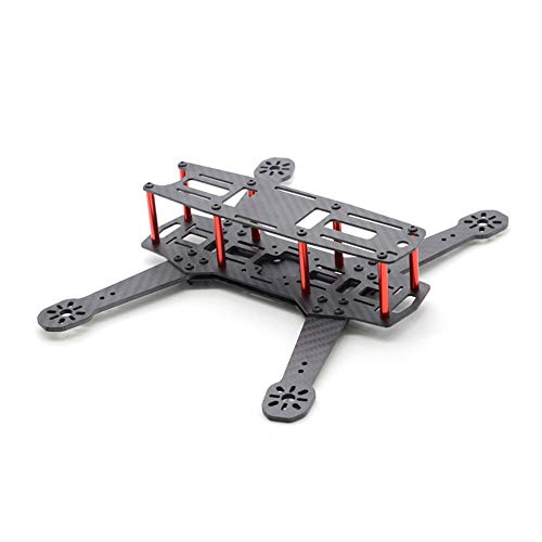 Wchaoen Neues ZMR250 250mm Radstand Carbon FPV Racing Frame Kit for RC Drone Werkzeugzubehör