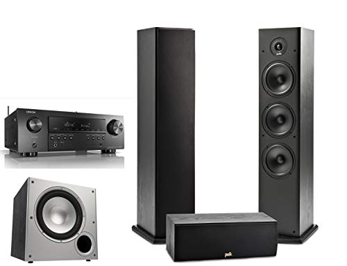 Polk Audio 3.1 Channel Home Theater System