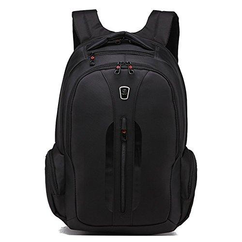 SLOTRA Zaino per Laptop da Viaggio, Borsa per Computer da Lavoro da 15,6 Pollici, Zaino antifurto per Scuola Universitaria per Uomo Donna