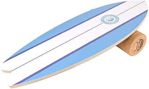 besonders rutschfest /& stabil aus Birkenholz UpTone360 Balance Board perfekt f/ür Snowboard der ideale Gleichgewichtstrainer f/ür Zuhause Skateboard /& Surfboard Sportler