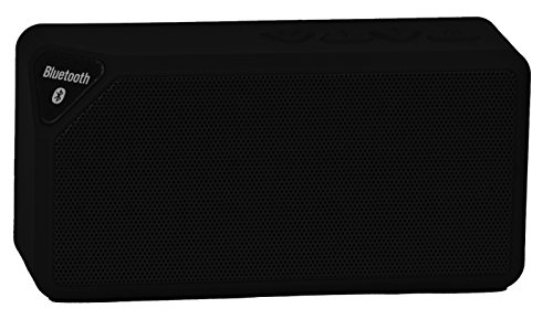 SoundLogic XT Wireless Bluetooth & NFC Portable Brick Speaker, Black