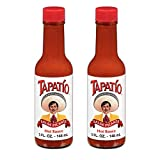 Tapatio Salsa Picante 10 oz each (2 Items Per Order)