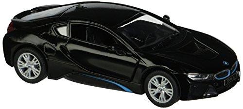 Kinsmart BMW i8 1:36 Scale Super Car, Black