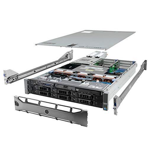 High-End Virtualization Server 12-Core 128GB RAM 12TB RAID Dell PowerEdge