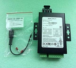 Moxa TCF-142-M-SC convertidor, repetidor y aislador en Serie RS-232/422/485 Fibra (SC) - Repetidor de Red (0-60 °C, -40-85 °C, 5-95%, 67 x 100 x 22 mm, 12-48 V, 140 mA)