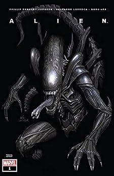 Alien (2021-) #1 (English Edition) par [Phillip K. Johnson, InHyuk Lee, Salvador Larroca]