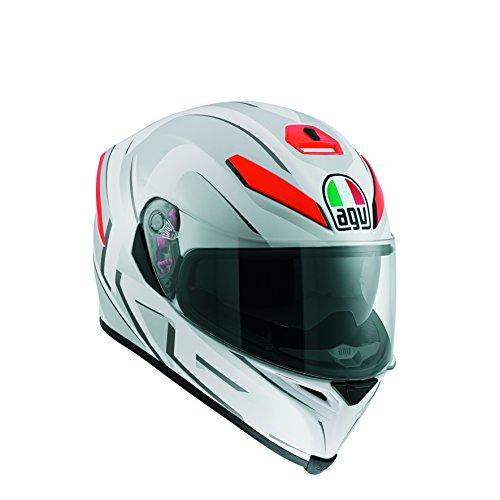 AGV Motorradhelm 10 Mehrfarbig