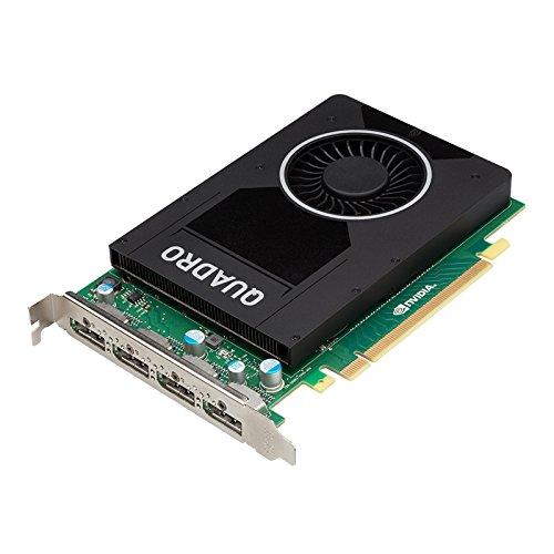 PNY NVIDIA Quadro M2000 Quadro 2000M 4 GB GDDR5 - Grafikkarten (Quadro 2000M, 4 GB, GDDR5, 128 Bit, 4096 x 2160 Pixel, PCI Express x16 3.0)