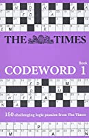 The Times Codeword Book 1 (The Times Puzzle Books)