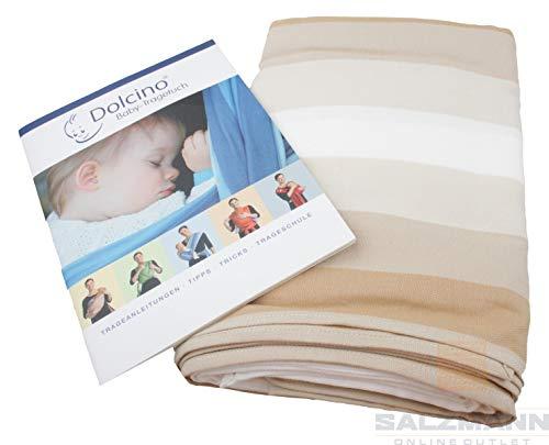 Dolcino Baby-Tragetuch 4.60m mehrfarbig Neu