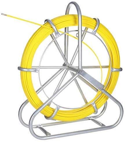 通線ロッド フレーム付き 長さ:130m 線径:6mm