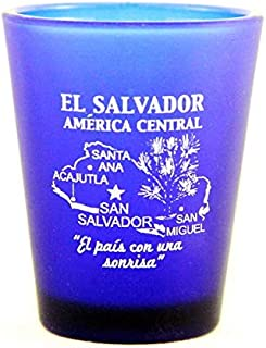 El Salvador 中美洲钴蓝色防撞玻璃