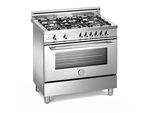 Bertazzoni Professional Series 36″ Stainless Steel Gas Range