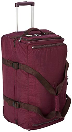 Kipling Teagan L Luggage, 91.0 liters, Dark Plum