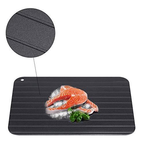 Vassoio di scongelamento, vassoio di scongelamento per gadget da cucina a base di carne congelata