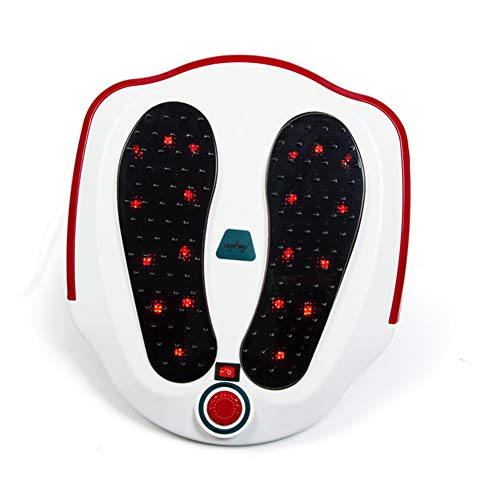 PENGYUYAN Appareil Masseur Pieds Stimulateur Circulatoire Electrique, Massage Contre Les Jambes Lourdes Maison et Bureau