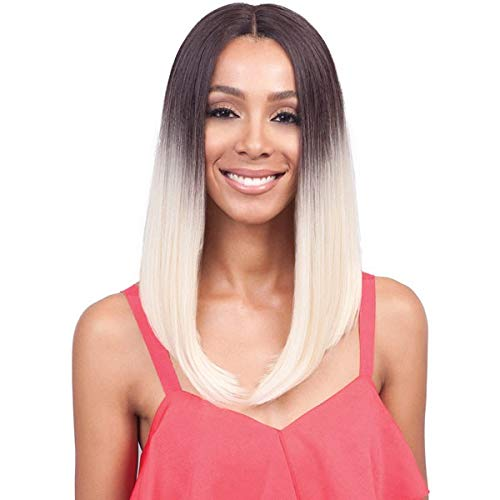 Bobbi Boss Premium Synthetic Lace Front Wig - MLF185 LYNA LONG (TT6/613)