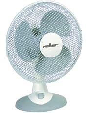 Heller TWV 236 ventilator, 30 W, 230 V, grijs/wit
