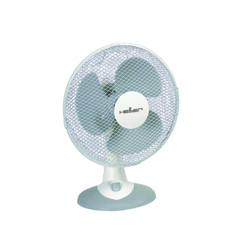 Heller TWV 236 Ventilator, 30 W, 230 V, grau/weiß