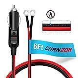 [UL Wire]Chanzon 6Ft Male Plug Cigarette...
