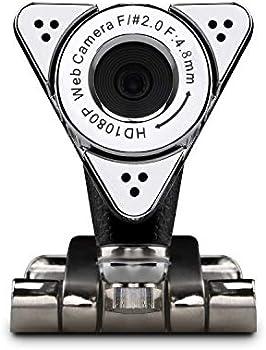 Aluratek HD 1080P Video Webcam