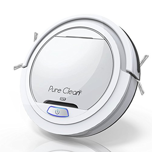 Pure Clean Robot Vacuum Cleaner - Upgraded Lithium ...