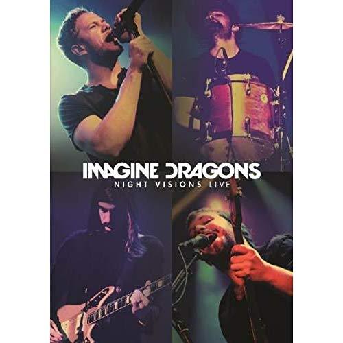IMAGINE DRAGONS - NIGHT VISI(DVD+CD)