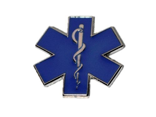 Star of Life cravate/Badge Pin's-livraison gratuite
