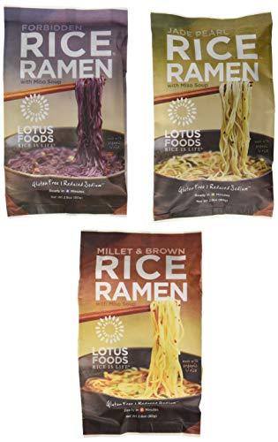 Lotus Foods Gluten Free Rice Vegan …