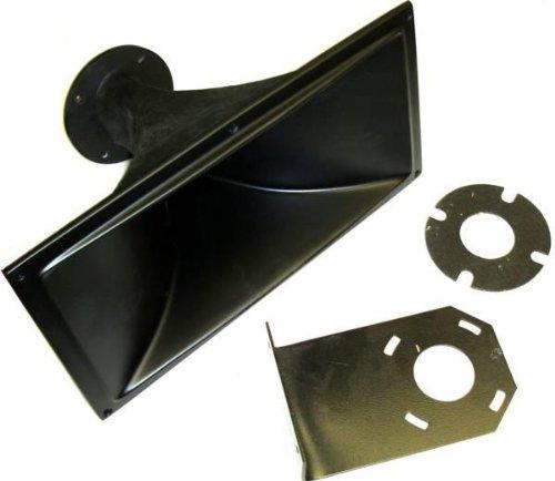 SELENIUM Large Retangular Horn for 2' Driverw/Bracket HM3950-SLF