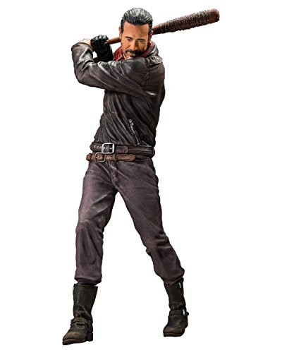 Walking Dead 14717 TV Negan Deluxe Figura de accion, 10 Pulgadas