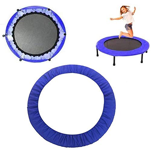 Xiangyin Trampoline Protection Cover,Durable Easy Installation Trampoline Cover,Trampoline Replacement Cover,Round Trampoline Replacement Safety Cover With Sturdy Mounting Belt For Children