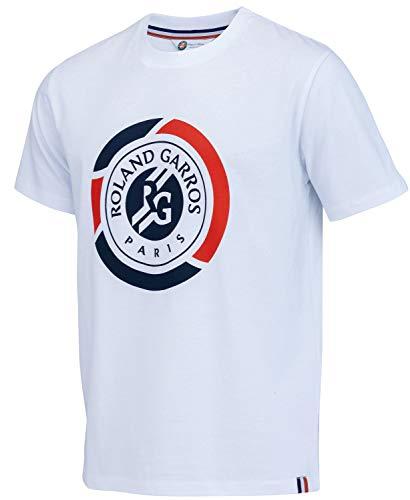 Roland Garros - Maglietta collezione ufficiale, da uomo, taglia XXL