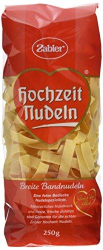 Zabler Nudeln, 15er Pack (15 x 250 g)