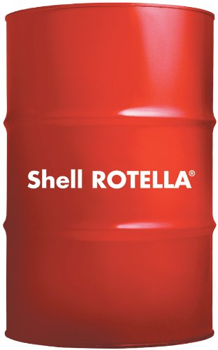 Shell Rotella T4 Triple Protection Heavy Duty Diesel Engine Oil -...