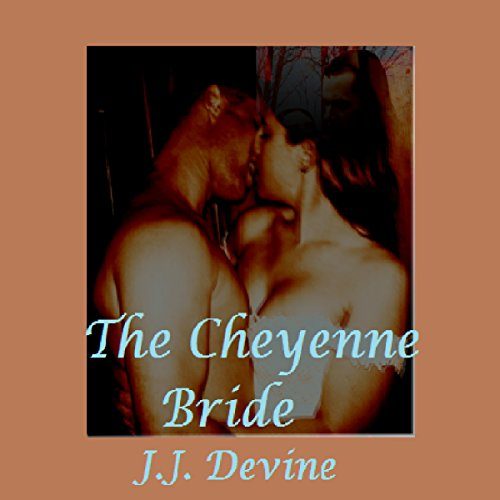 The Cheyenne Bride audiobook cover art