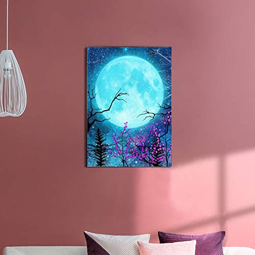 60% off Diamond Painting Kits Use promo code: 60WQJT2X Works on Mountain & Moon options. There is no quantity limit