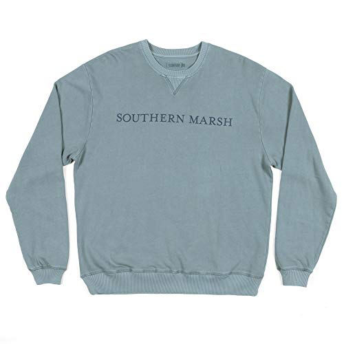 Seawash Sweatshirt, Burnt Sage, Medium
