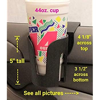 The LEDGE - The Best Auto Cup Holder, Cup Holder, auto Cup Holder, Large Drink Holder, car Door Cup Holder