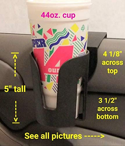 The LEDGE - The Best Auto Cup Holder, Cup Holder, auto Cup Holder, Large Drink Holder, car Door Cup...
