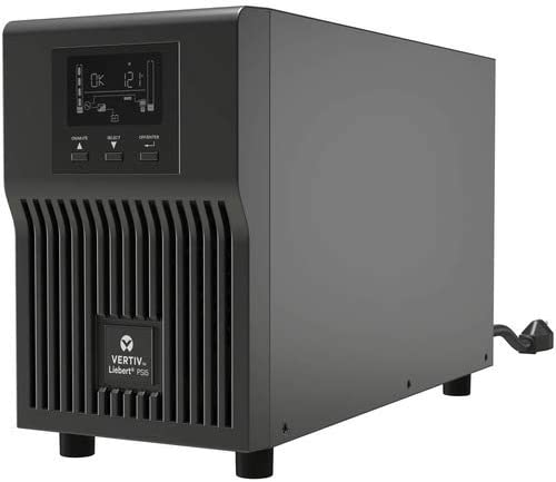 Vertiv Liebert PSI5 UPS - 1440VA 1350W 120V Line Interactive AVR Mini Tower UPS, 0.9 Power Factor - Plug-and-Play, Pure Sine Wave Output on Battery, 3 Programmable Outlets, With Option for Remote Moni