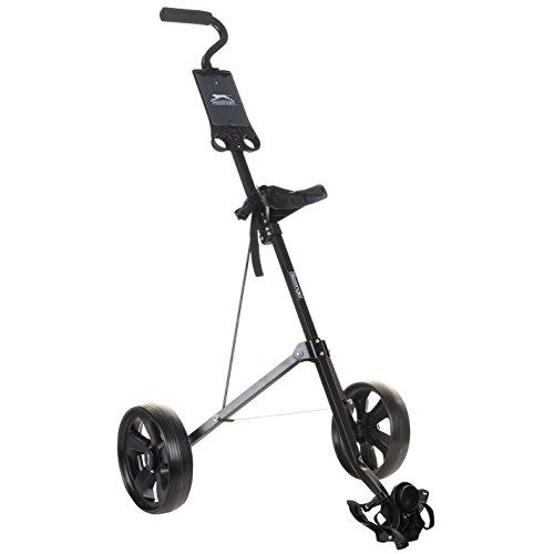 Slazenger Unisex Steel Golf Trolley Bl