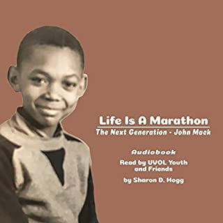 Life Is a Marathon audiobook cover art