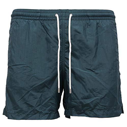 Eleventy 4057AA costume uomo short green boxer beachwear man [S]