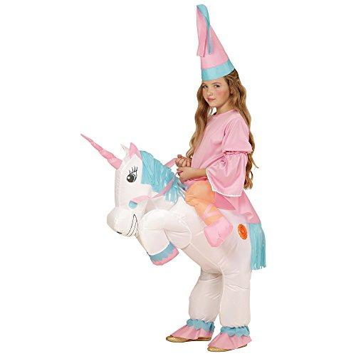 WIDMANN 75502infantil Disfraz Unicornio, One size