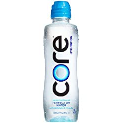 CORE Hydration Nutrient Enhanced Water, Perfect 7.4 Natural pH, Ultra-Purified With Electrolytes and